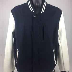21 Men varsity jacket Sz XL